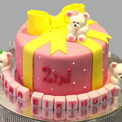 Bears Cake