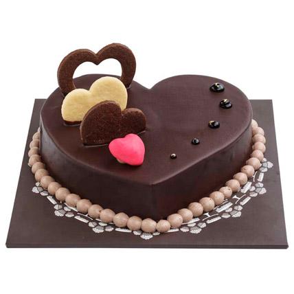 St Birthday Dairy Free Cake