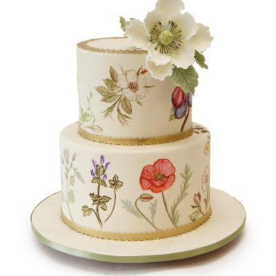 Flora Danica Cake in Lahore - Cake Feasta
