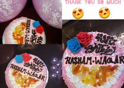 customer review cake feasta
