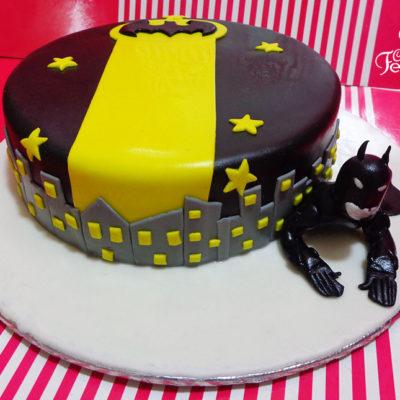 Batman cake character cakes in lahore