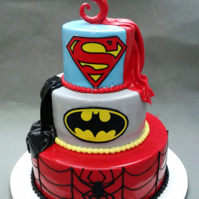 Big Super Power Cake