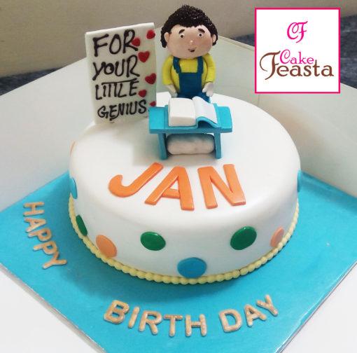 Jan Character Cake