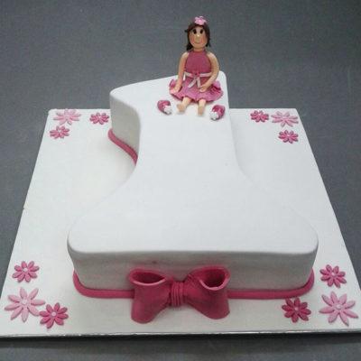 Mini Flowers Cake