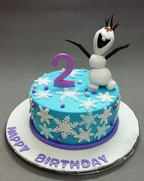 frozen birthday cake olaf frozen cake customized cakes order free 4381