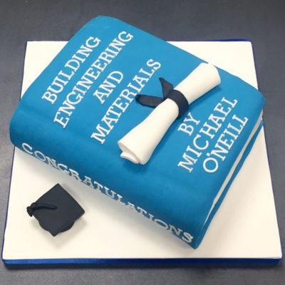 Book Graduation cake in lahore