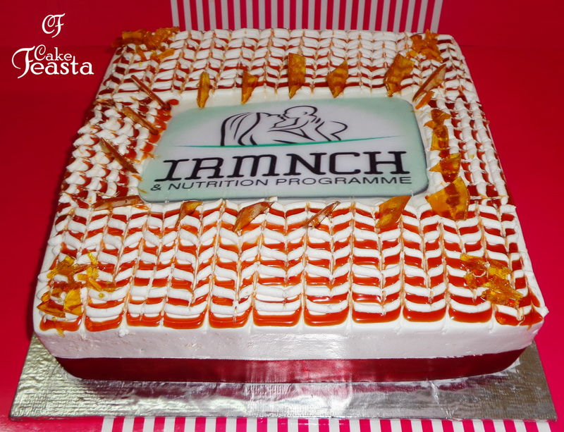 IRMNC Corporate Cake In Lahore
