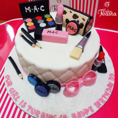 MAC Makeup Cake in lahore