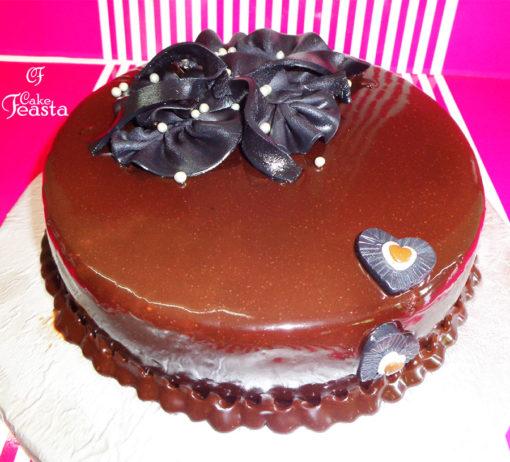 Sachertorte Birthday Cake in Lahore