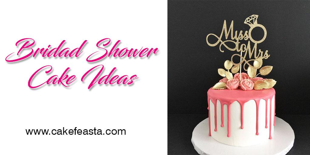 Bridal Shower Cake Ideas Lahore