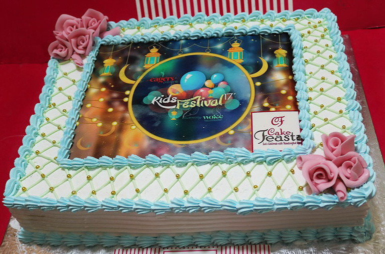Edible Picture Cakes In Pakistan Fondant Cakes In Lahore