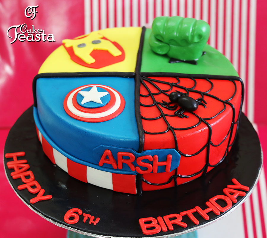 Cartoon Character Cakes For Childrens Birthdays IMG 3708 3720 1718
