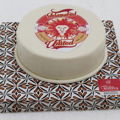 Islamabad United PSL Cake