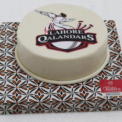 Lahore Qalandars PSL Cake