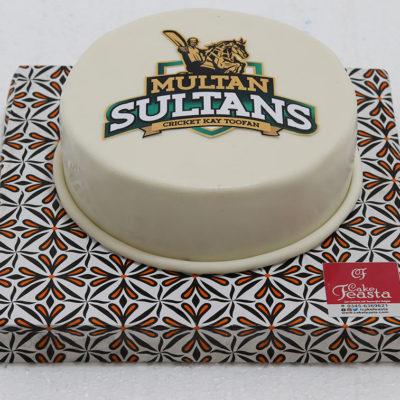 Multan Sultans PSL Cake