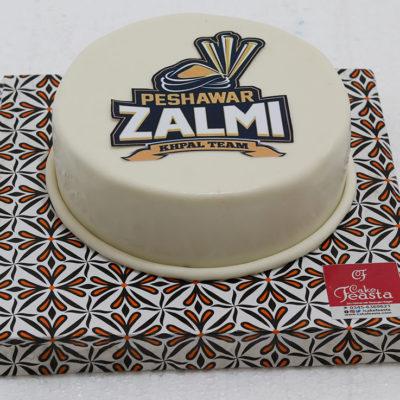 Peshawar Zalmi PSL Cake
