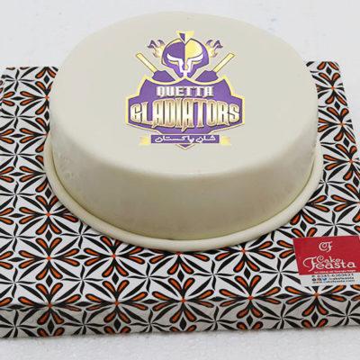 Quetta Gladiators PSL Cake