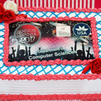 Annual Dinner by USA Corporate Cake