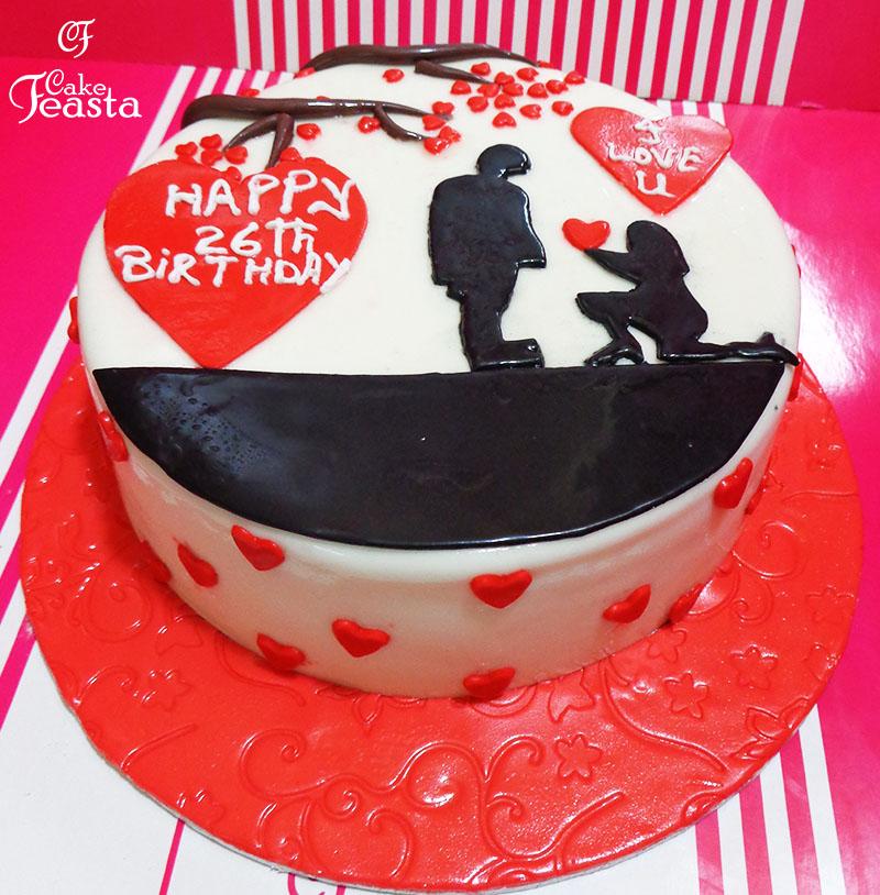 Amazing Birthday Cakes For Husband Cake Feasta Lahore