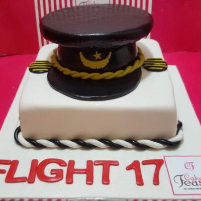 Flight 17 by UMT Corporate Cake