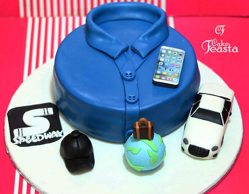 Amazing Birthday Cakes For Husband