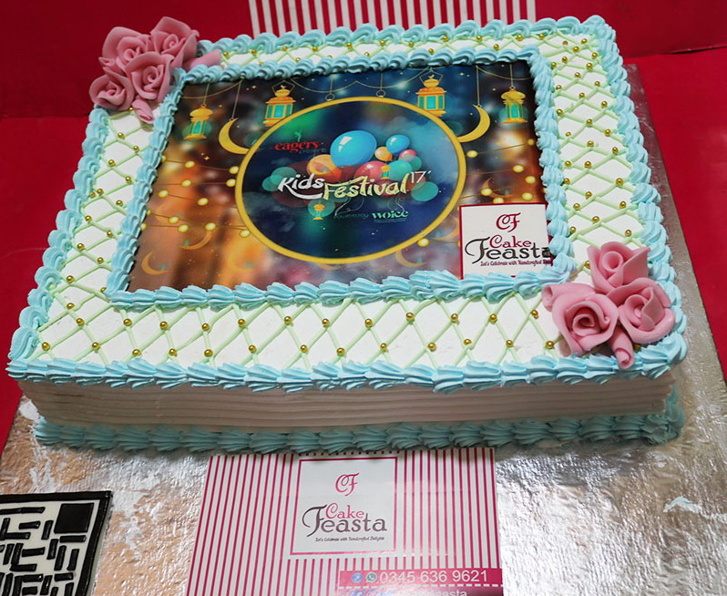Kids Festival 17 By Eagers Corporate Cake Customized Cakes In Lahore