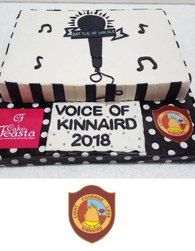 Voice of Kinnaird 2018