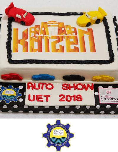 car auto show 2018 kaizen uet