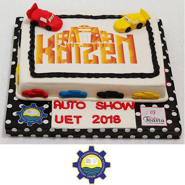 Car Auto Show 2018 by Kaizen UET