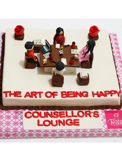 Counsellor's Lounge: The Art Of Being Happy