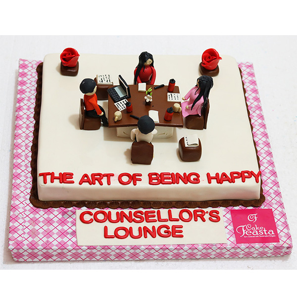 Counsellor's Lounge The Art Of Being Happy