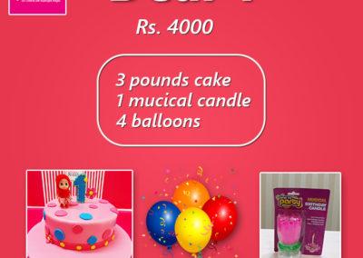 Cake Deals for Kids Birthday