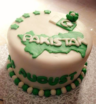 10 Best 14 August Day Cakes 2018 - Online cakes in Lahore