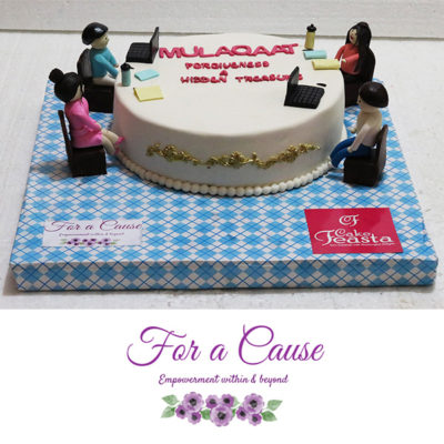 For A Cause corporate cakes