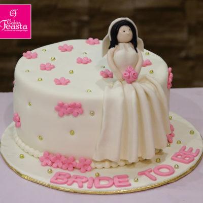 Bridal Wedding Cake