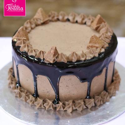 Choclate Fresh Cream Signature Cake