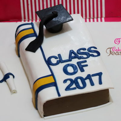Student Of The Month Cake
