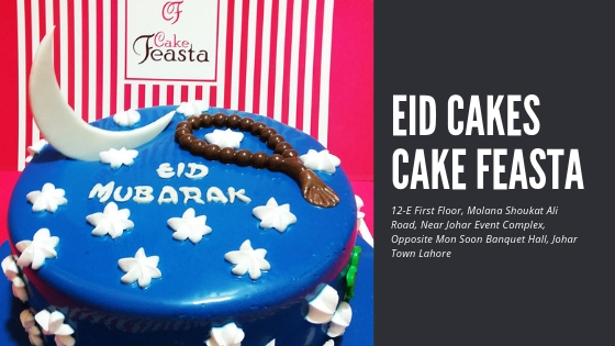 EID Cakes Gift For Your Loved Ones