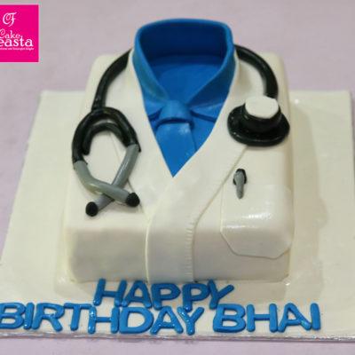 Doctor's Birthday Cake