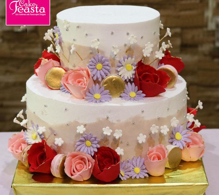 Top Wedding Cake Display Tips