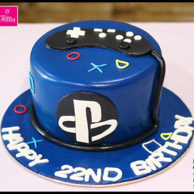 PlayStation Lovers Birthday Cake