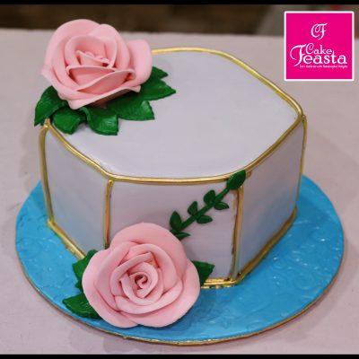 Gift Theme Birthday Cake
