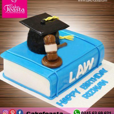 Completion-of-Law-Degree-Celebration-Cake