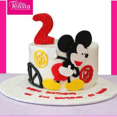 Mickey-Mouse-Kids-Birthday-Cake