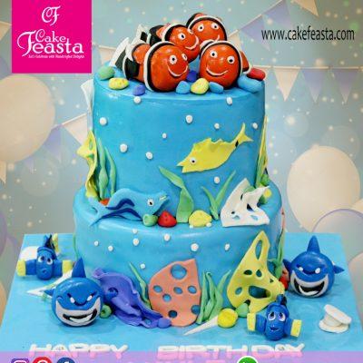 Small-Nemo-Birthday-Cake